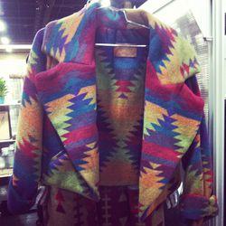 This Junim Los Angeles coat seems very Pendleton, no?