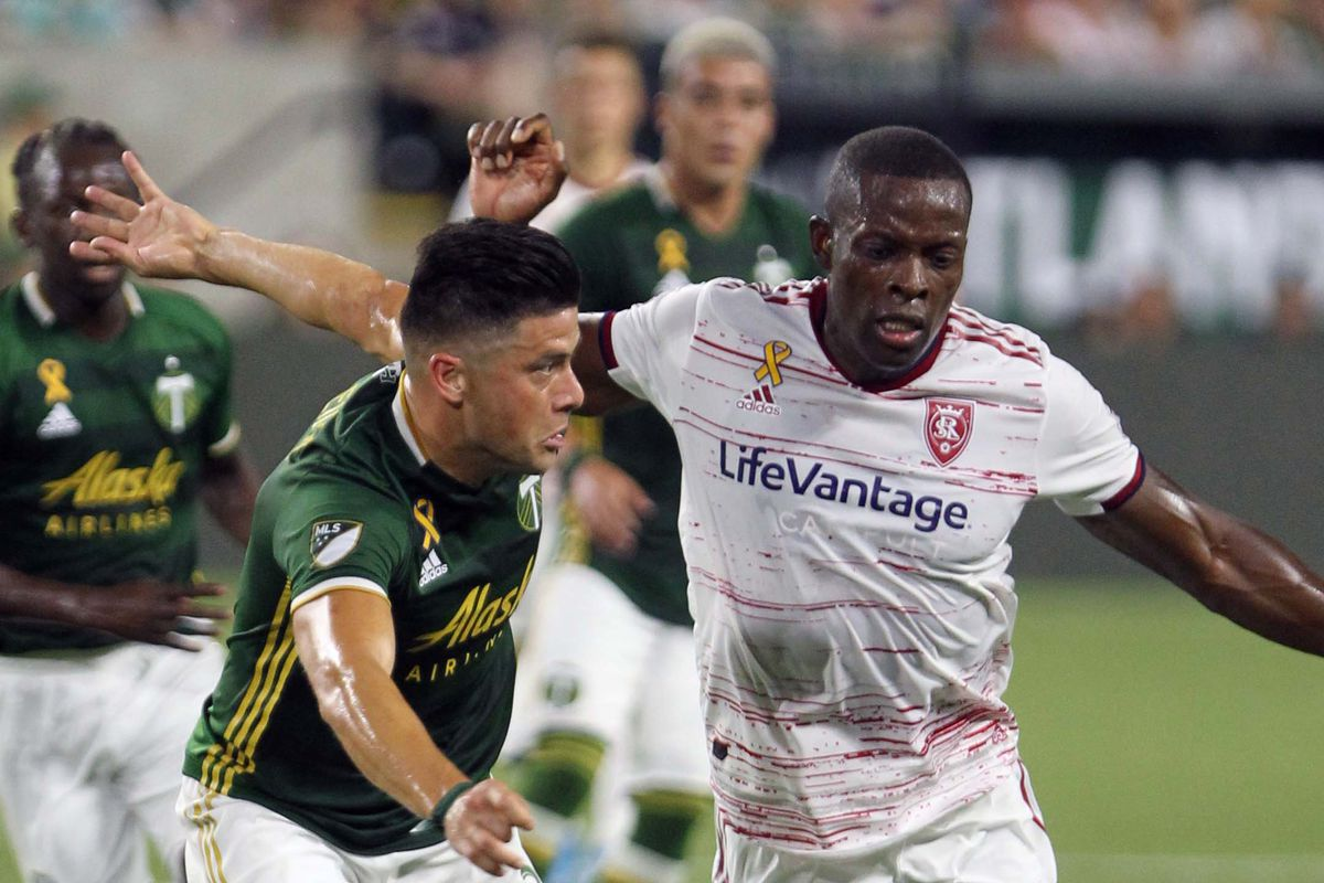 Portland Timbers at Real Salt Lake in the MLS Cup Playoffs: How to watch, preview, match chat [7:00]