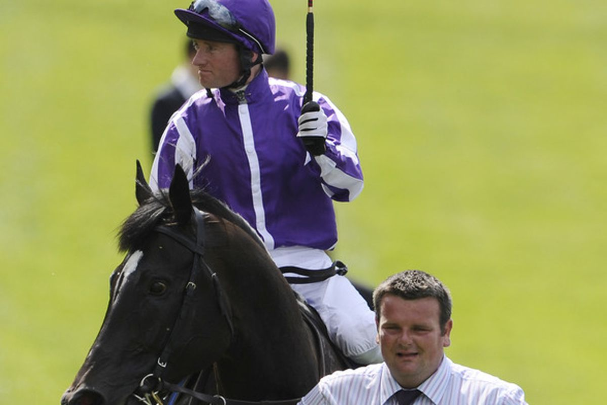 Trainer Aidan O'Brien believes So You Think (NZ) will handle the dirt in the Breeders' Cup Classic. Only time will tell.