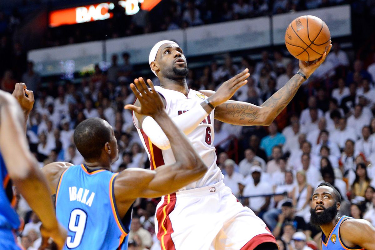 f982e7a6a8a In this Storystream. NBA Finals 2012  LeBron James Gets His Crown  Miami Heat  Win NBA Championship