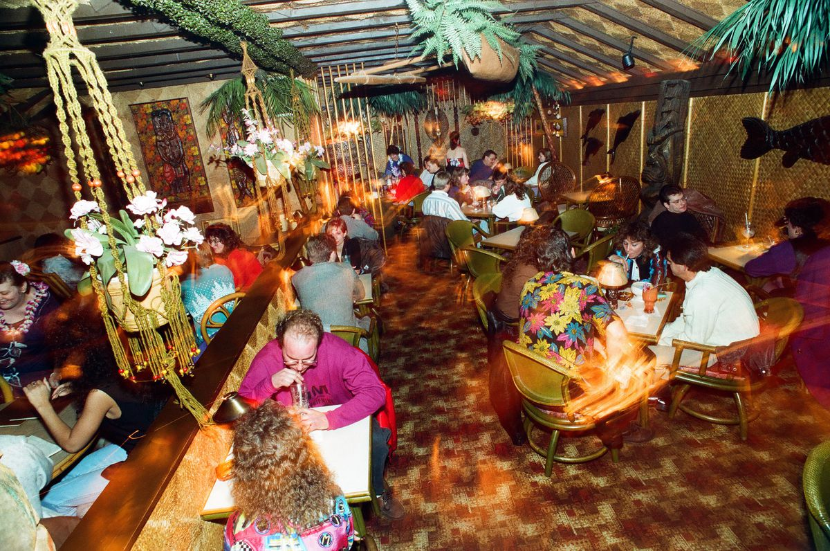 The Hala Kahiki, crammed with Witco decor by William John Westenhaver. | Sun-Times file photo