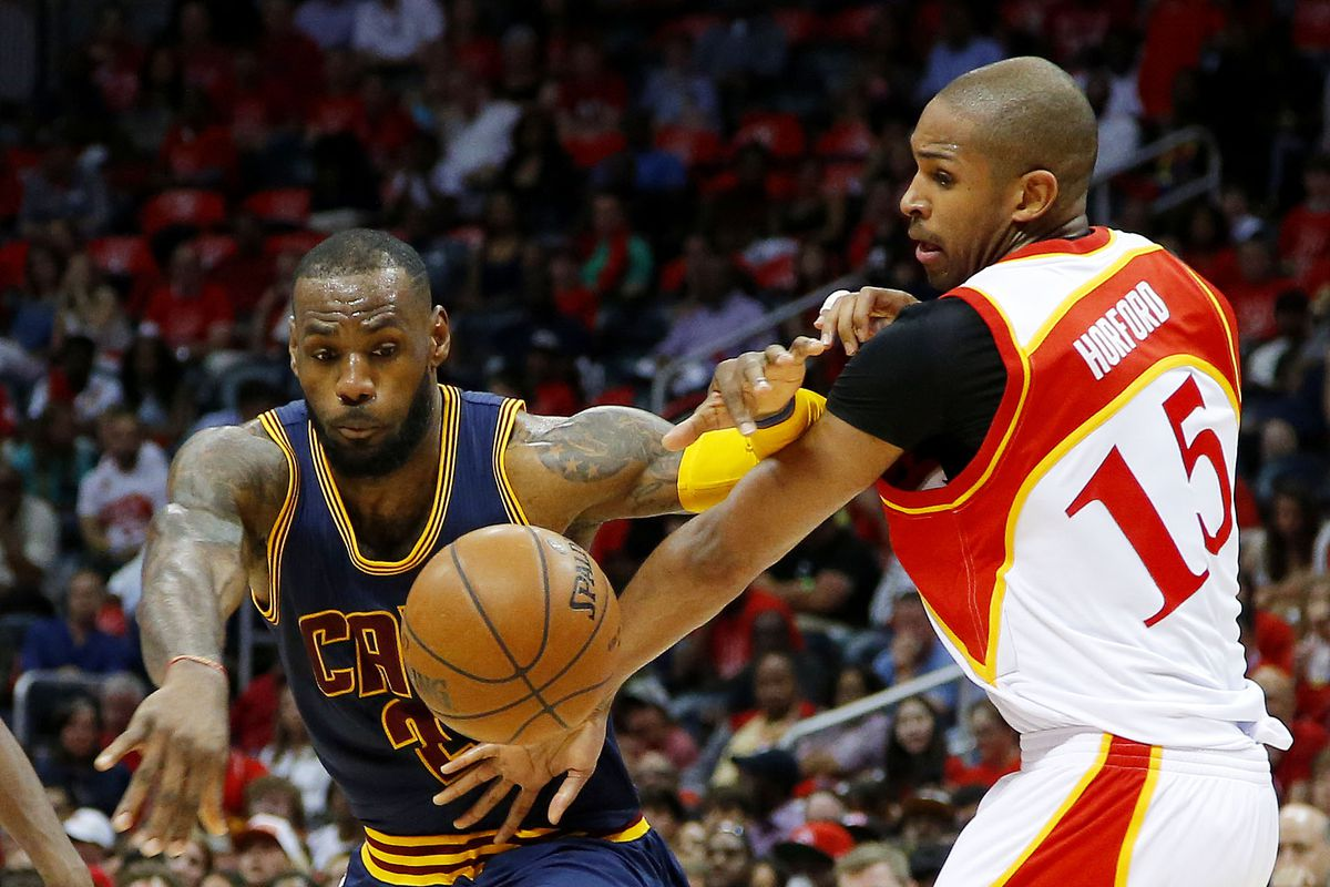 Al Horford has an 0-12 record against LeBron James in the NBA Playoffs - SBNation.com