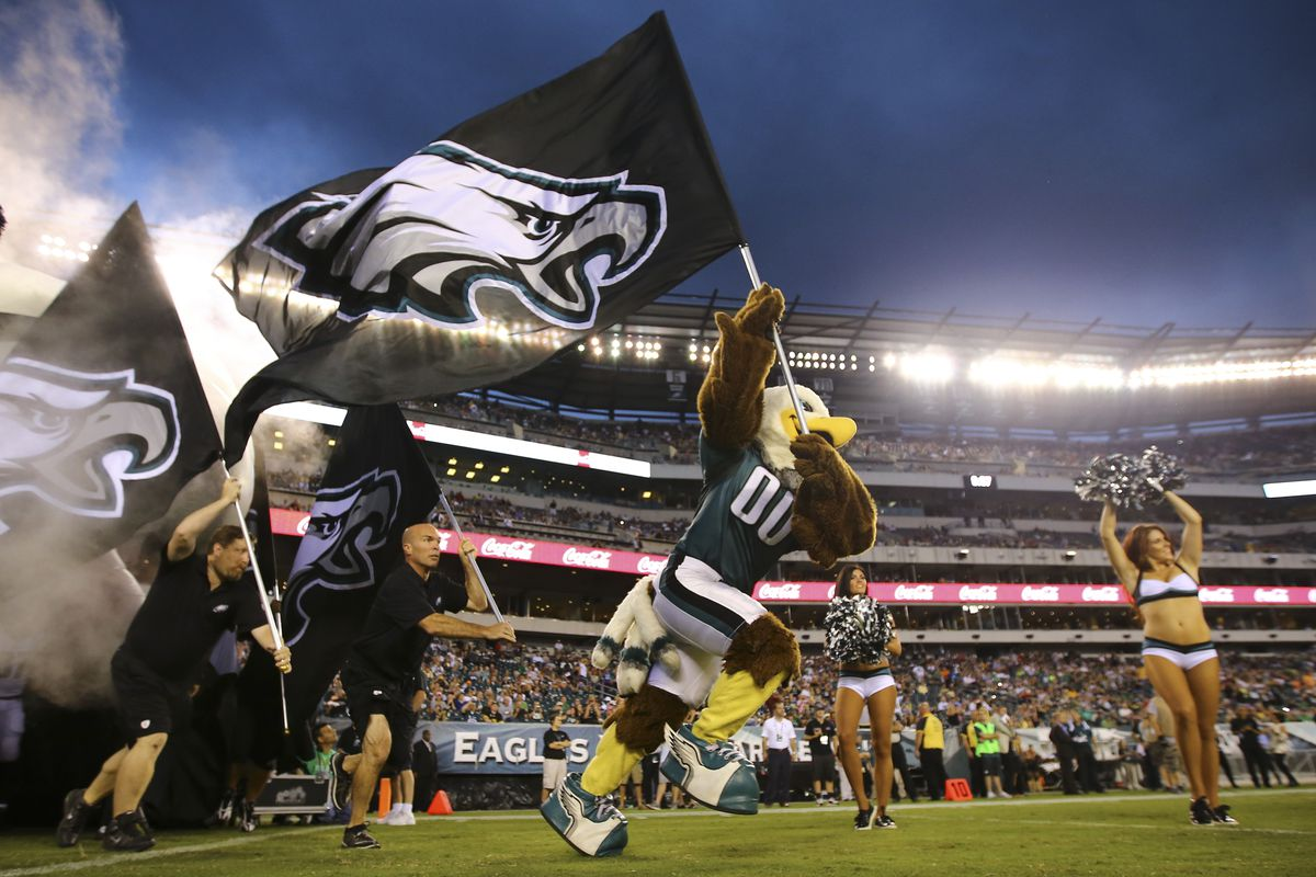 Win FREE tickets to Eagles vs  Redskins on Monday Night