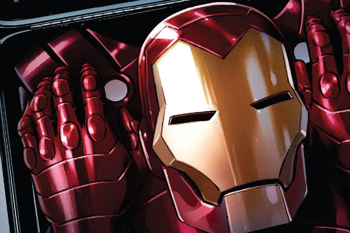 Tony Stark Deletes Twitter In Marvel S New Iron Man Comic Polygon