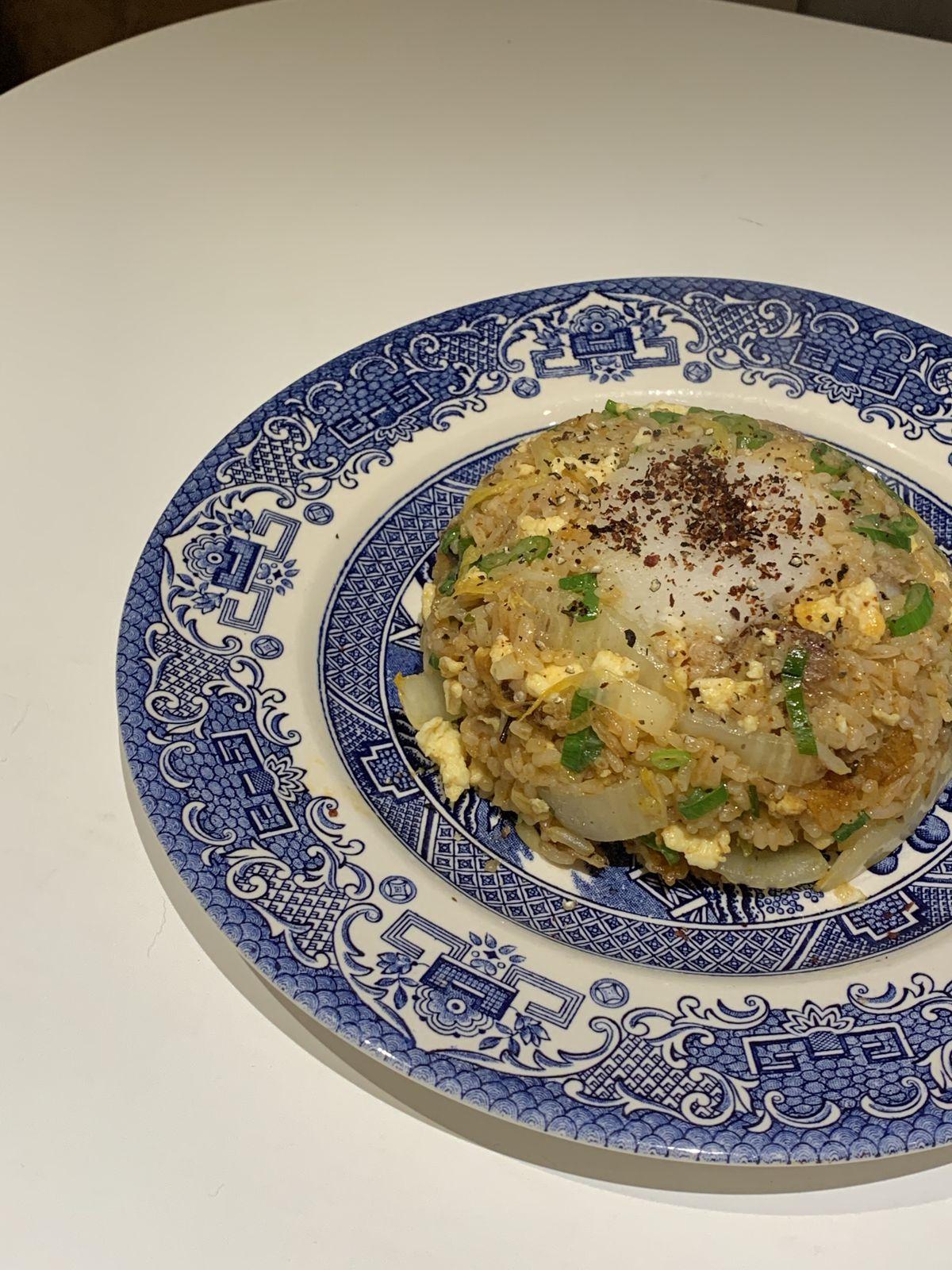 Anaïs van Manen's fried rice