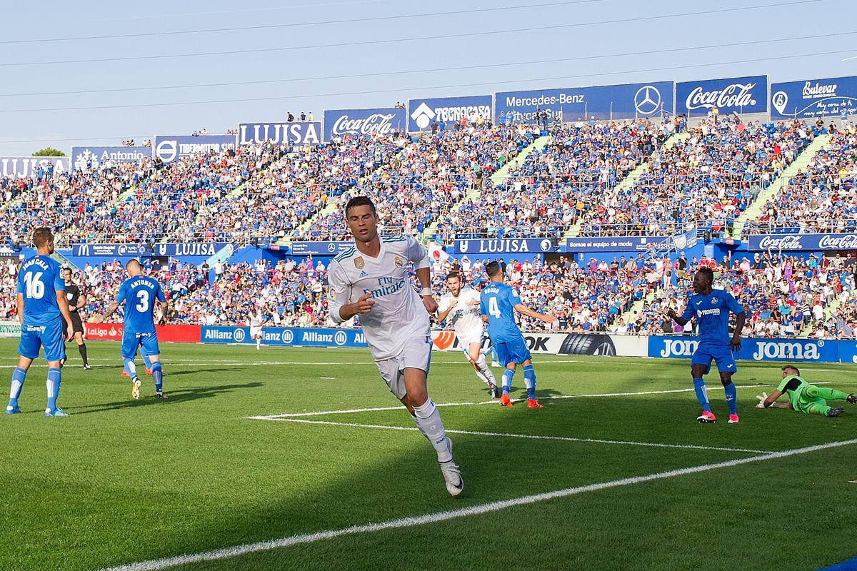 Real Madrid Getafe