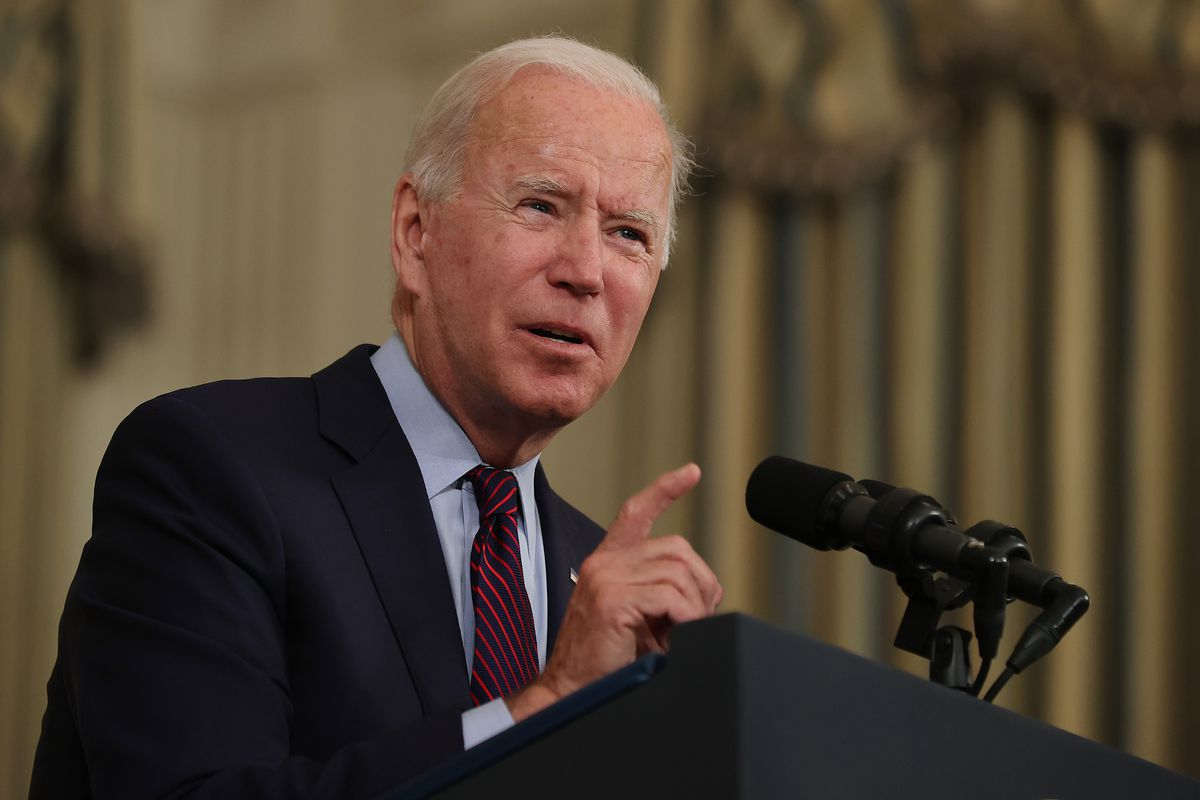 President Biden Discusses Need To Raise The Debt Ceiling