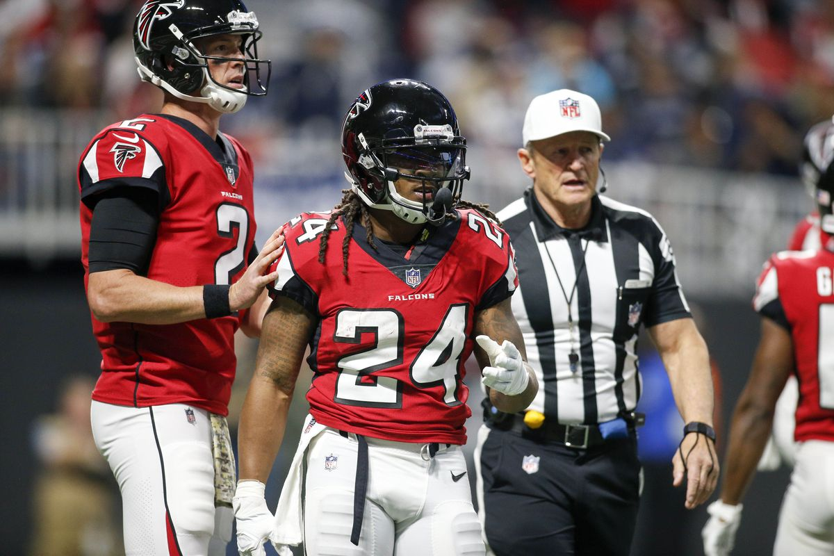 Falcons CB Trufant out of concussion protocol