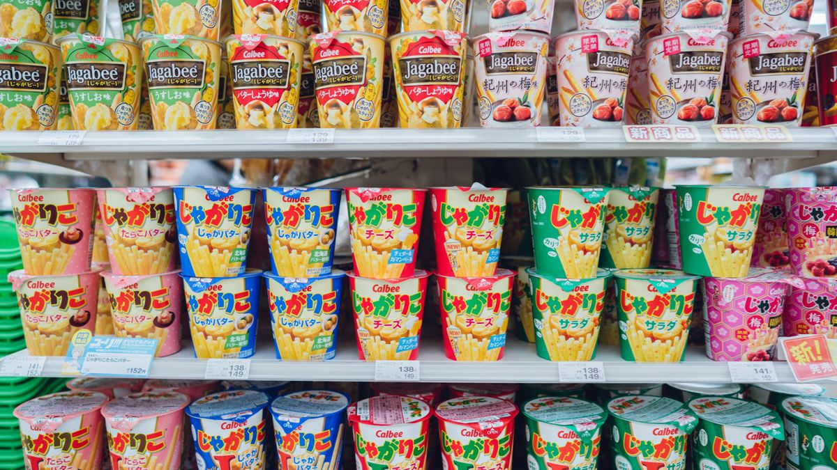 Every Amazing Thing You've Heard About Japanese Convenience