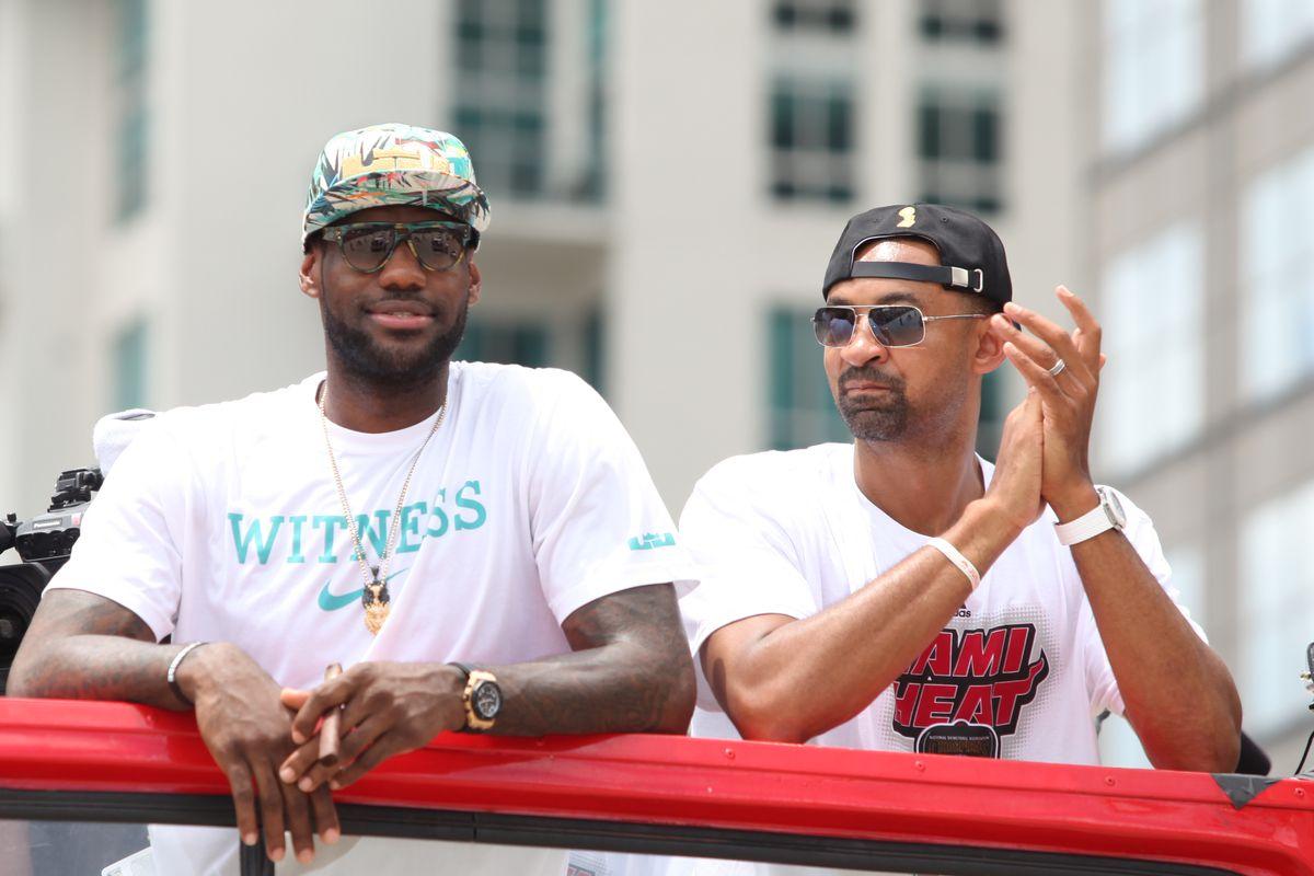 Miami Heat Championship Parade and Rally
