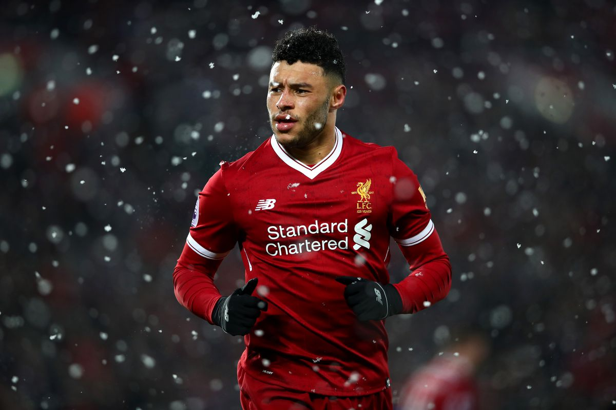 Alex Oxlade-Chamberlain relishing prospect of 'emotional' night against Arsenal