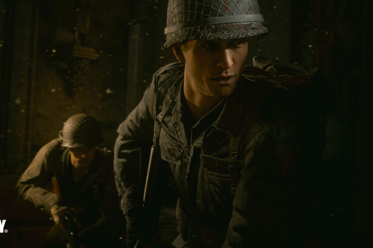 Activision says Call of Duty: WWII sold twice as many copies as