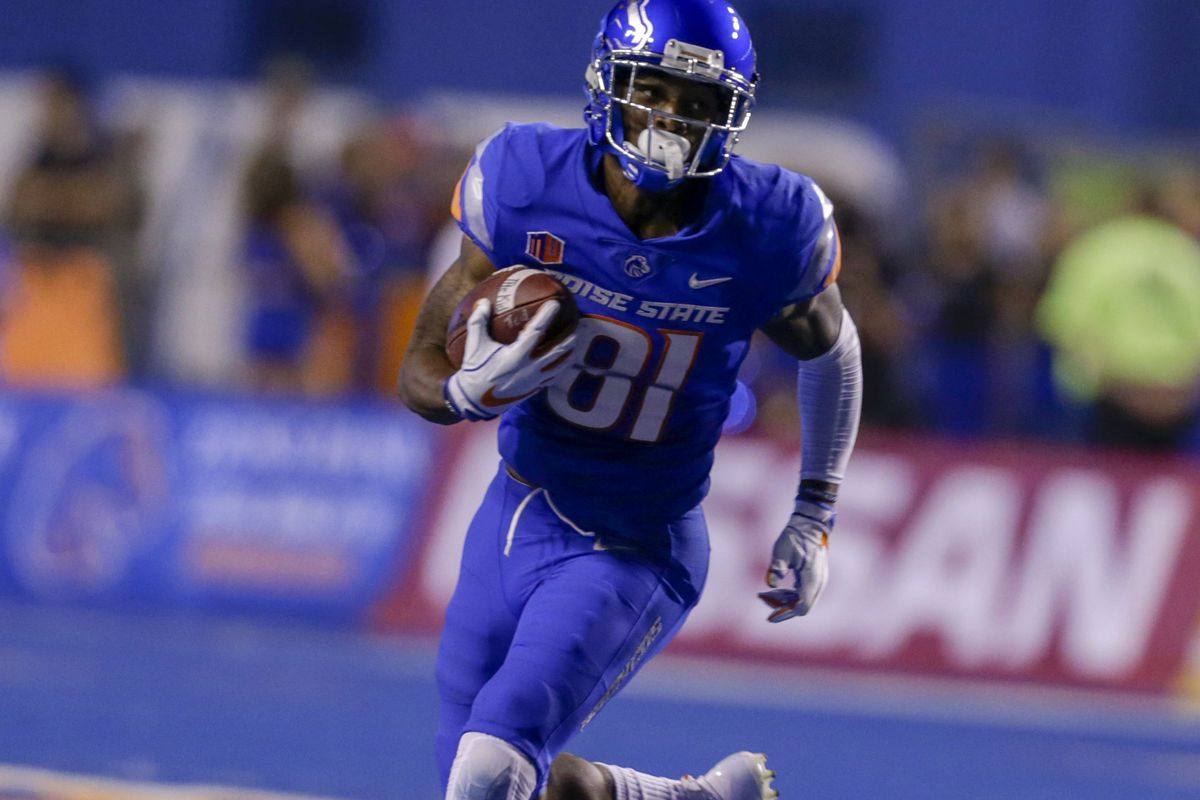 online retailer d8921 126ee Boise State roster countdown 2019: Day 81, Akilian Butler ...