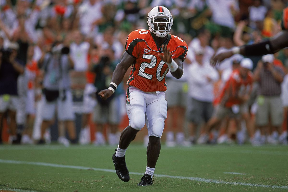 newest ffe63 c30e1 20 Days Until Miami Hurricanes Football: Top Canes to Wear ...