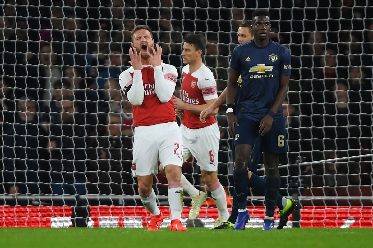Arsenal v Manchester United - FA Cup Fourth Round