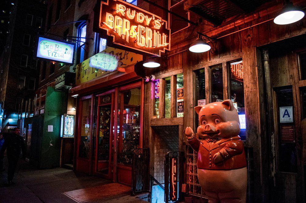 Rudy's