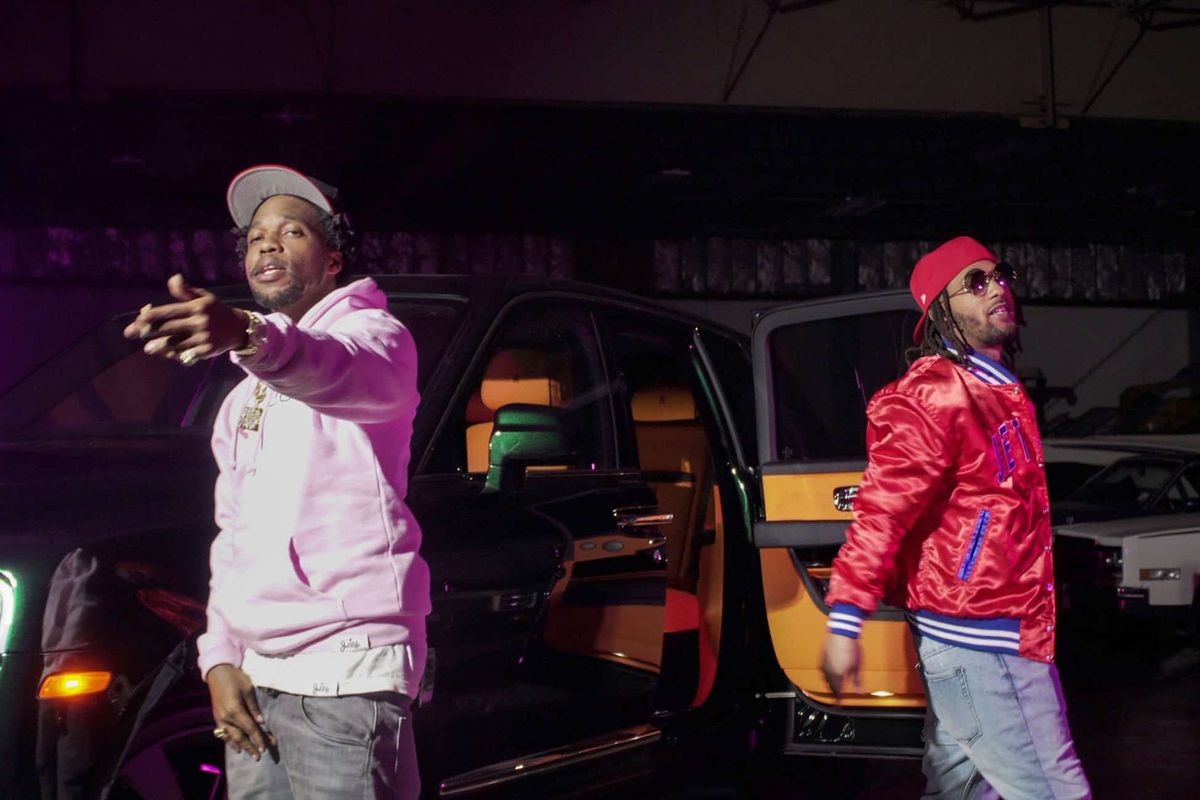 """Curren$y and Fendi P """"Strategize"""""""