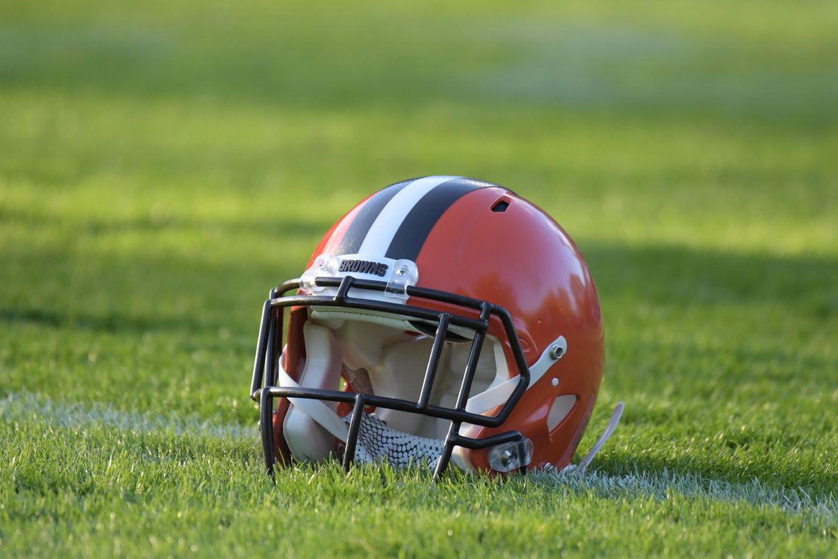 NFL: International Series-Cleveland Browns Practice