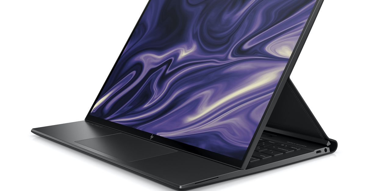 From HP's Elite Folio to Dell's Latitude 9420 and Lenovo's ThinkBook Plus Gen 2, some of the most exciting business and productivity laptops at CES have finally ditched the 16:9 aspect ratio for 16:10 or 3:2 displays.