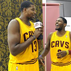 Tristan Thompson will steal our jobs