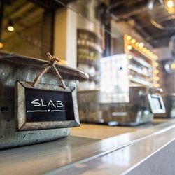 Hungry? Order a whole slab of biltong at Biltong Bar.