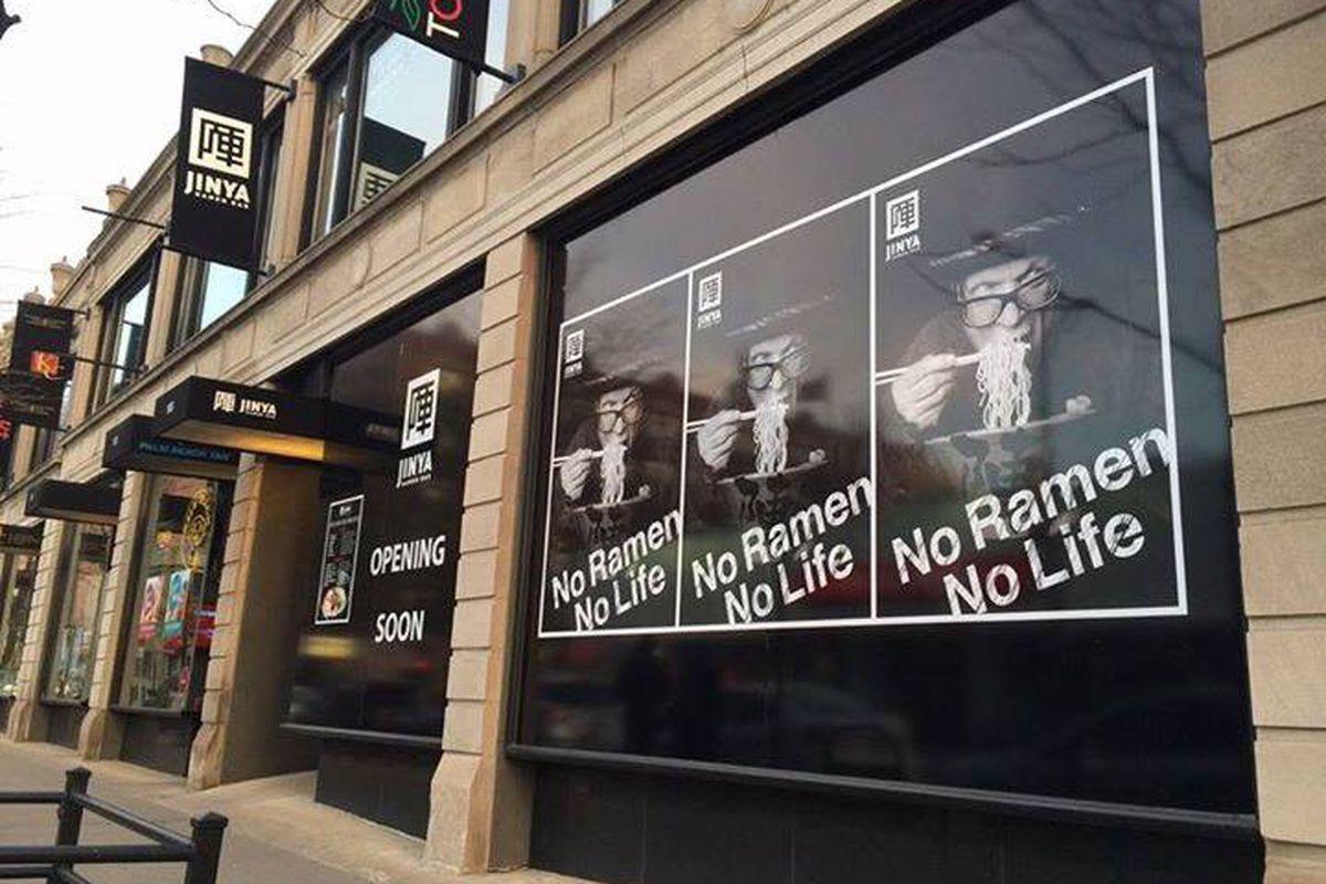 Jinya Ramen Bar in Chicago.