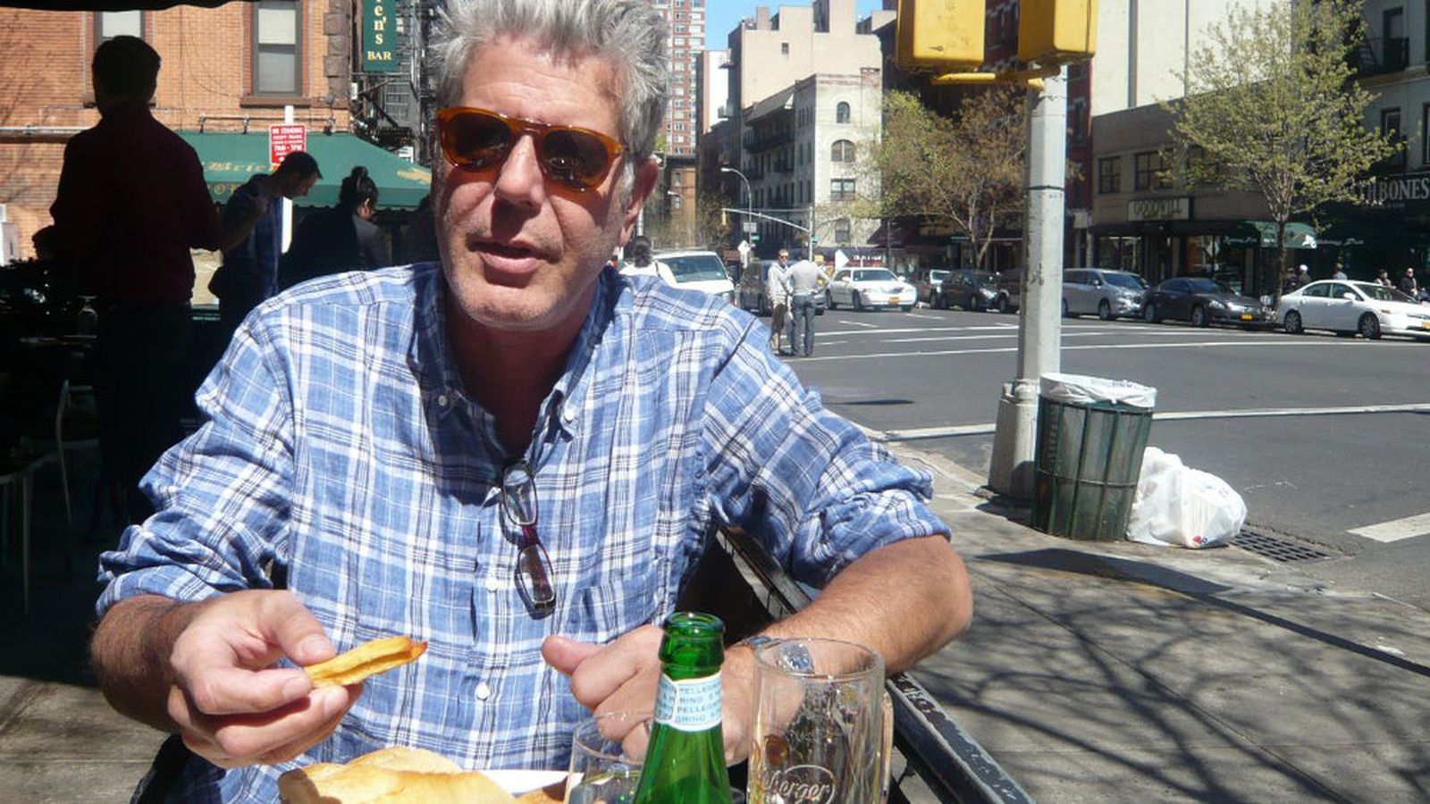 Anthony Bourdain Chinese Food