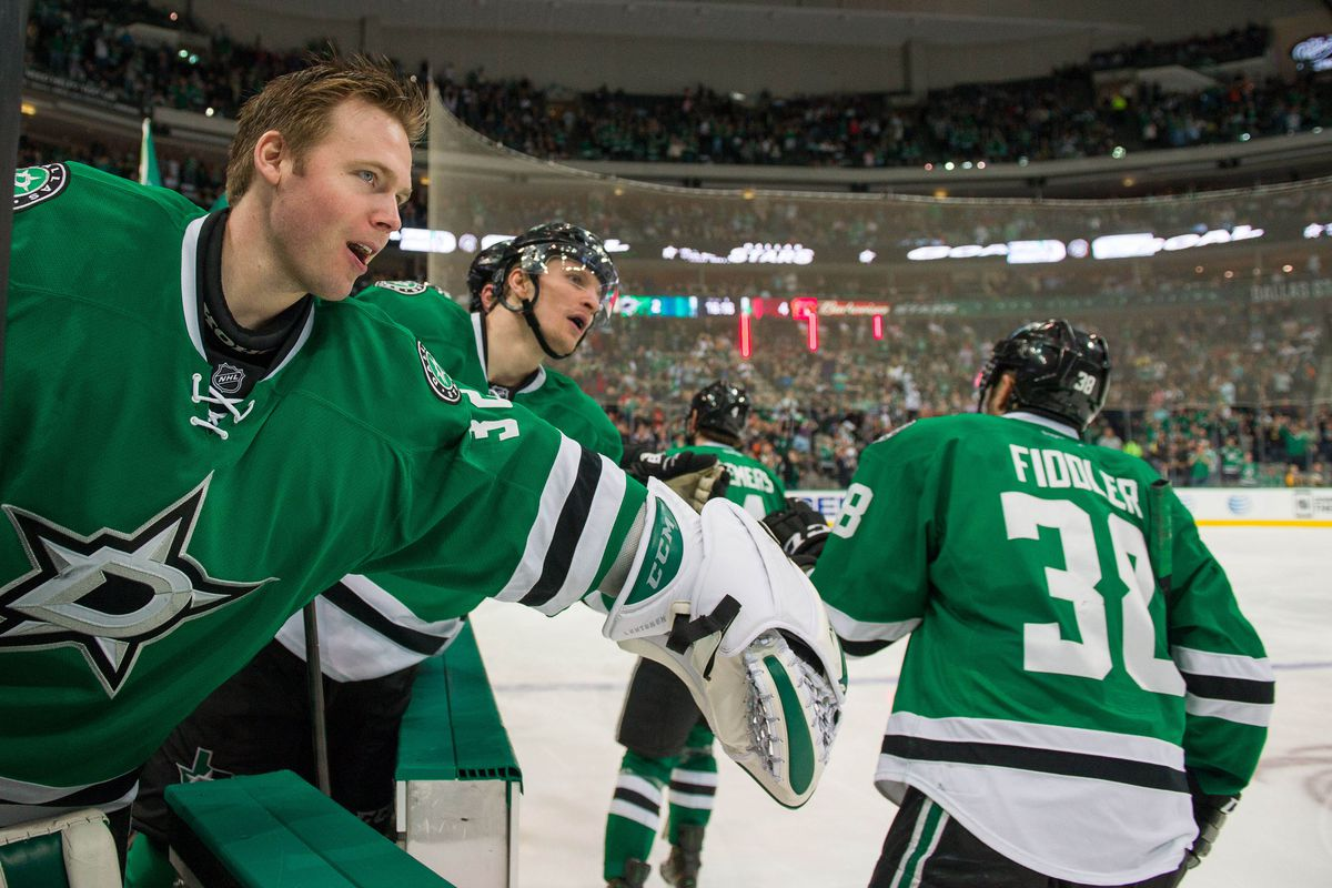 the latest 084f2 29263 Dallas Stars Daily Links: Details About a New Third Jersey ...
