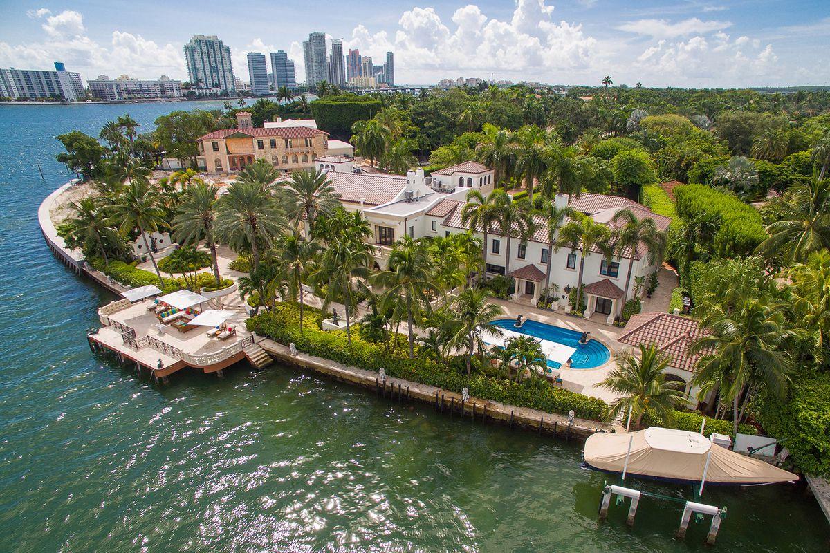 65m Miami Beach Manse Heads To Auction