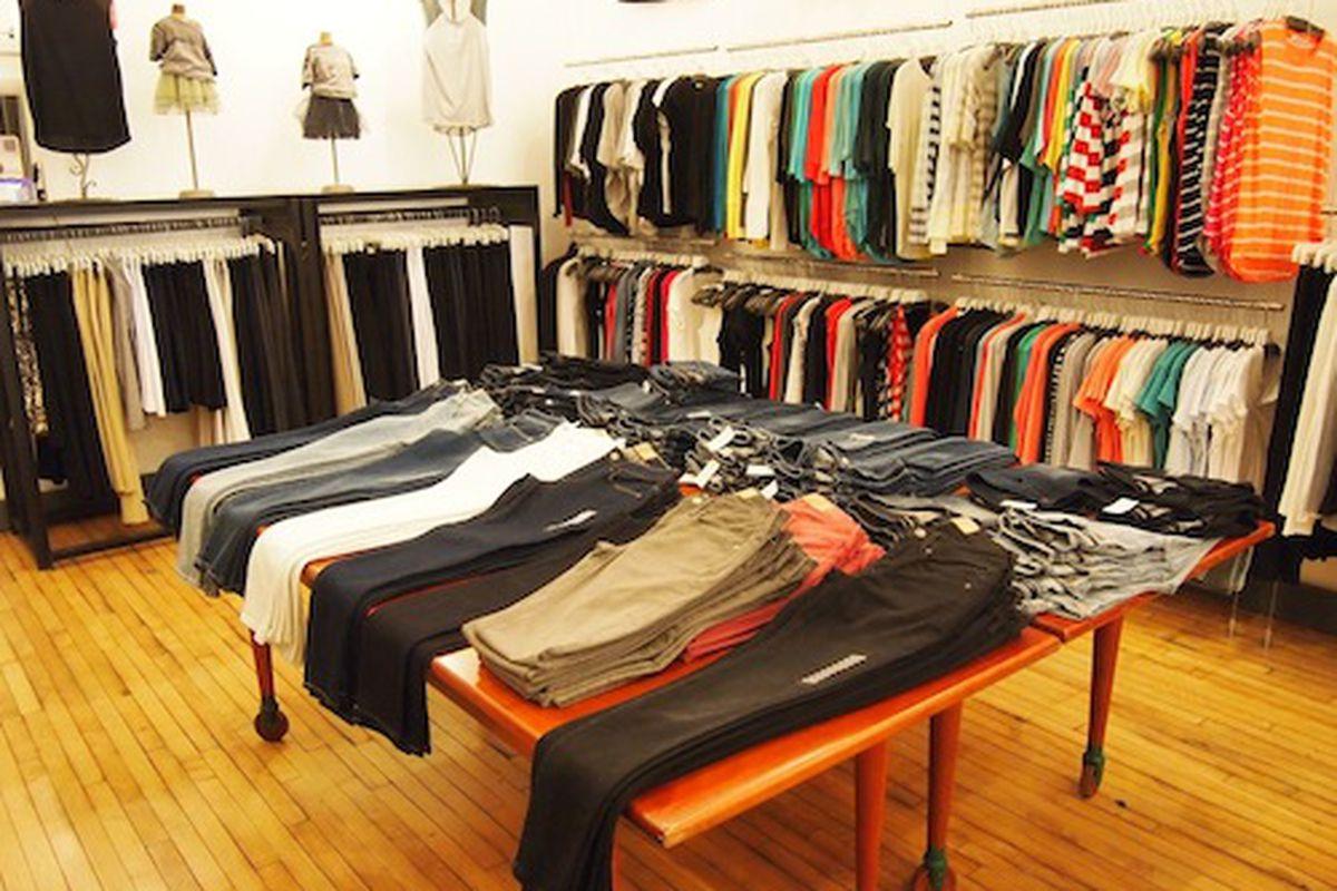 Basics galore at Chestnut Street's Knit Wit