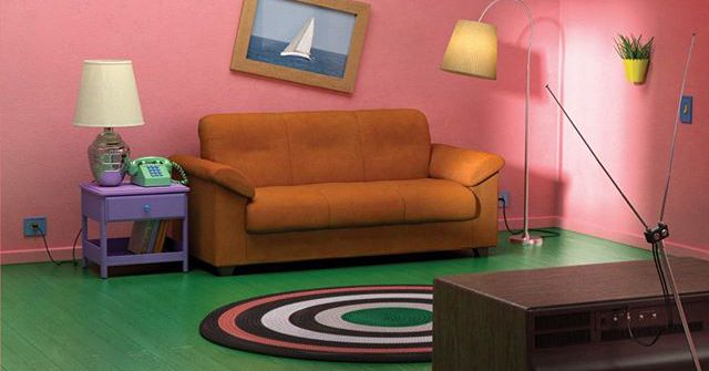 ikea recreated famous tv living rooms with its own
