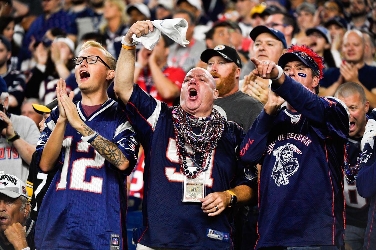 Pittsburgh Steelers vNew England Patriots