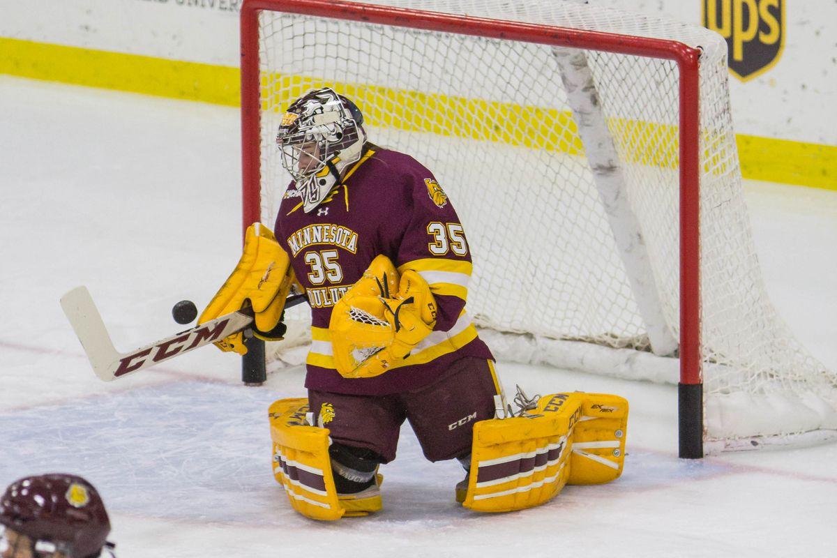 Maddie Rooney, Minnesota Duluth