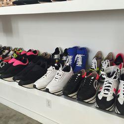 Sneakers, $250