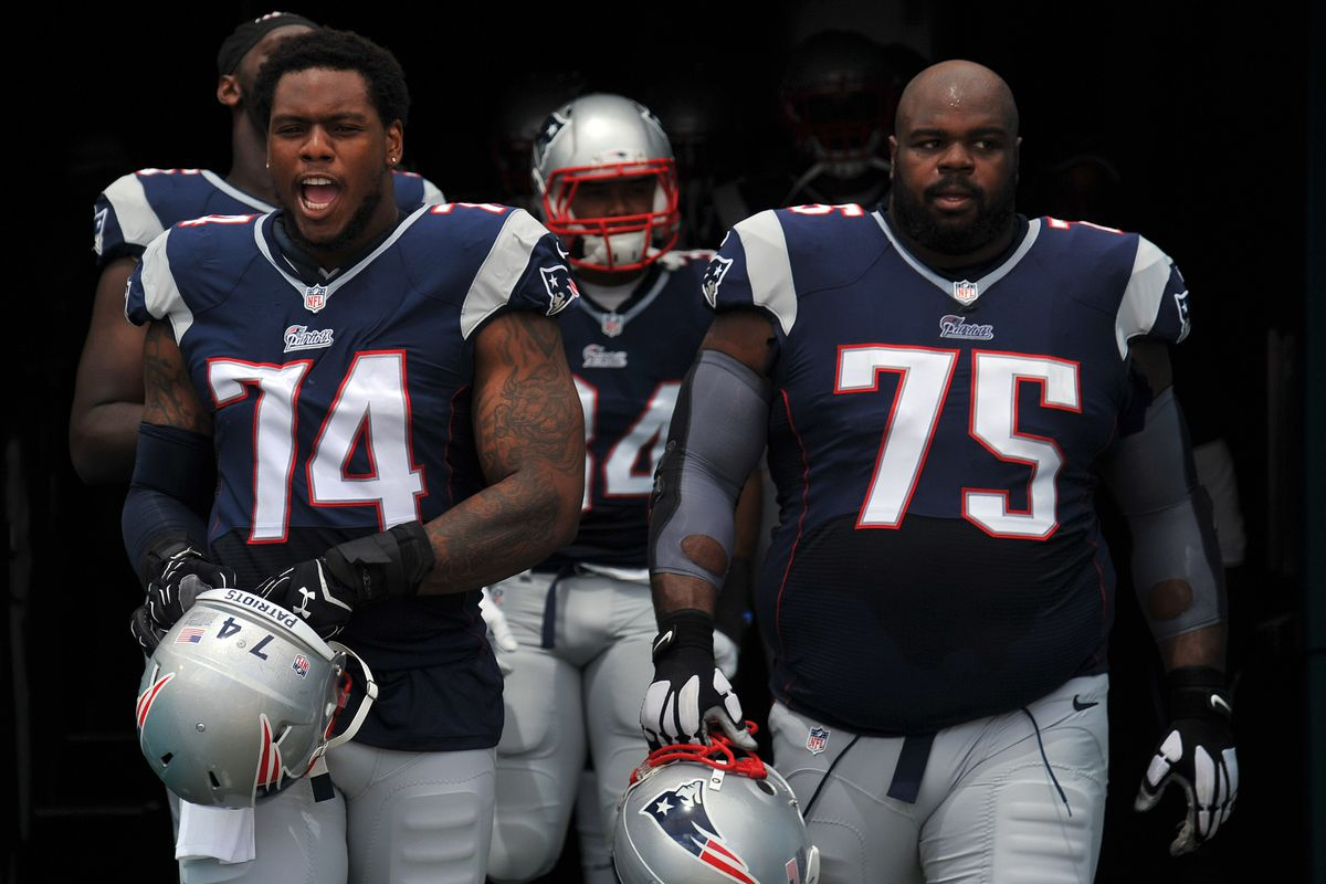 Wilfork's depature left a huge opening on the defensive line.  Is Easley able to step up?