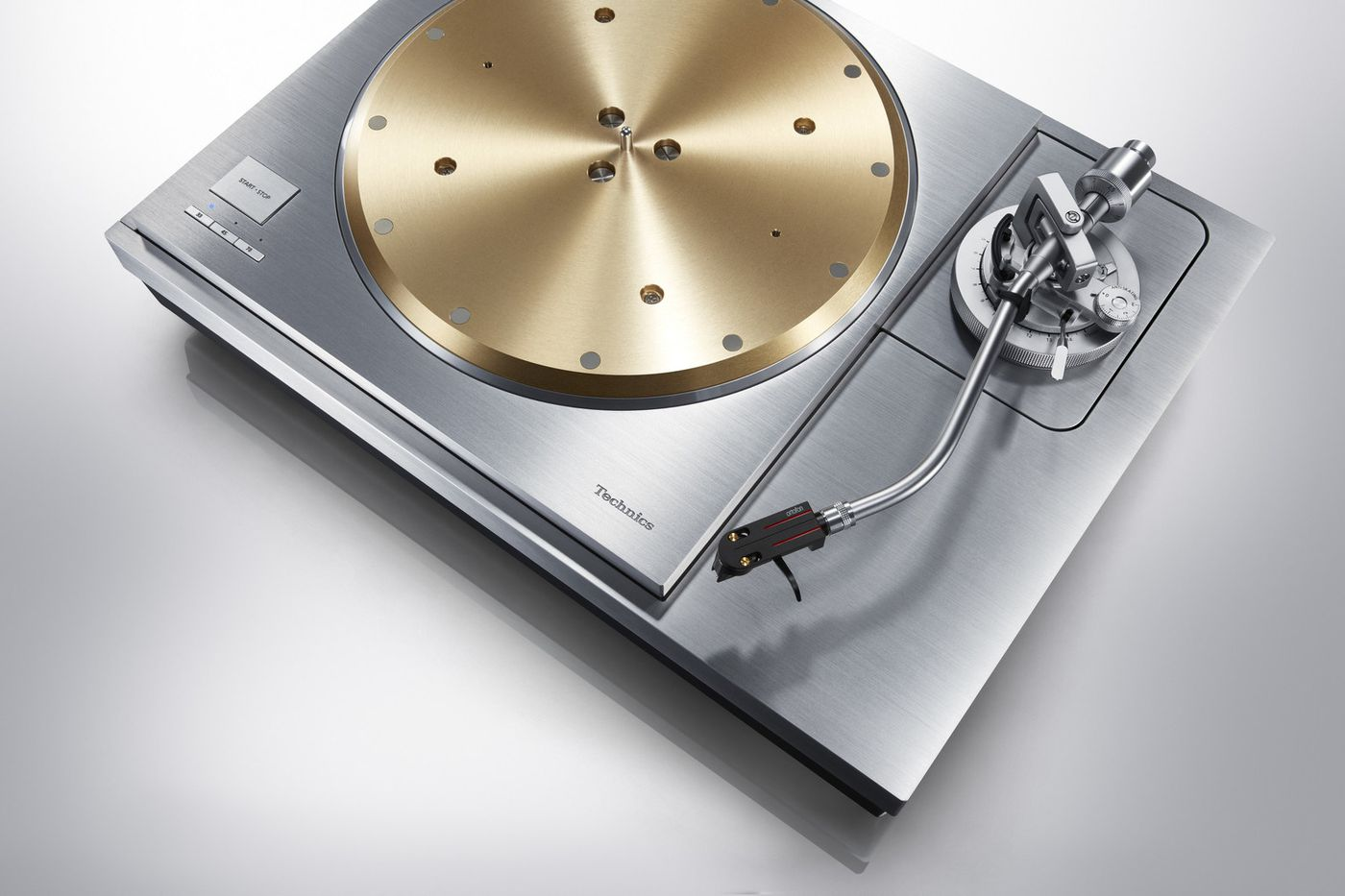 Technics' new premium turntables will start at $10,000 - The Verge