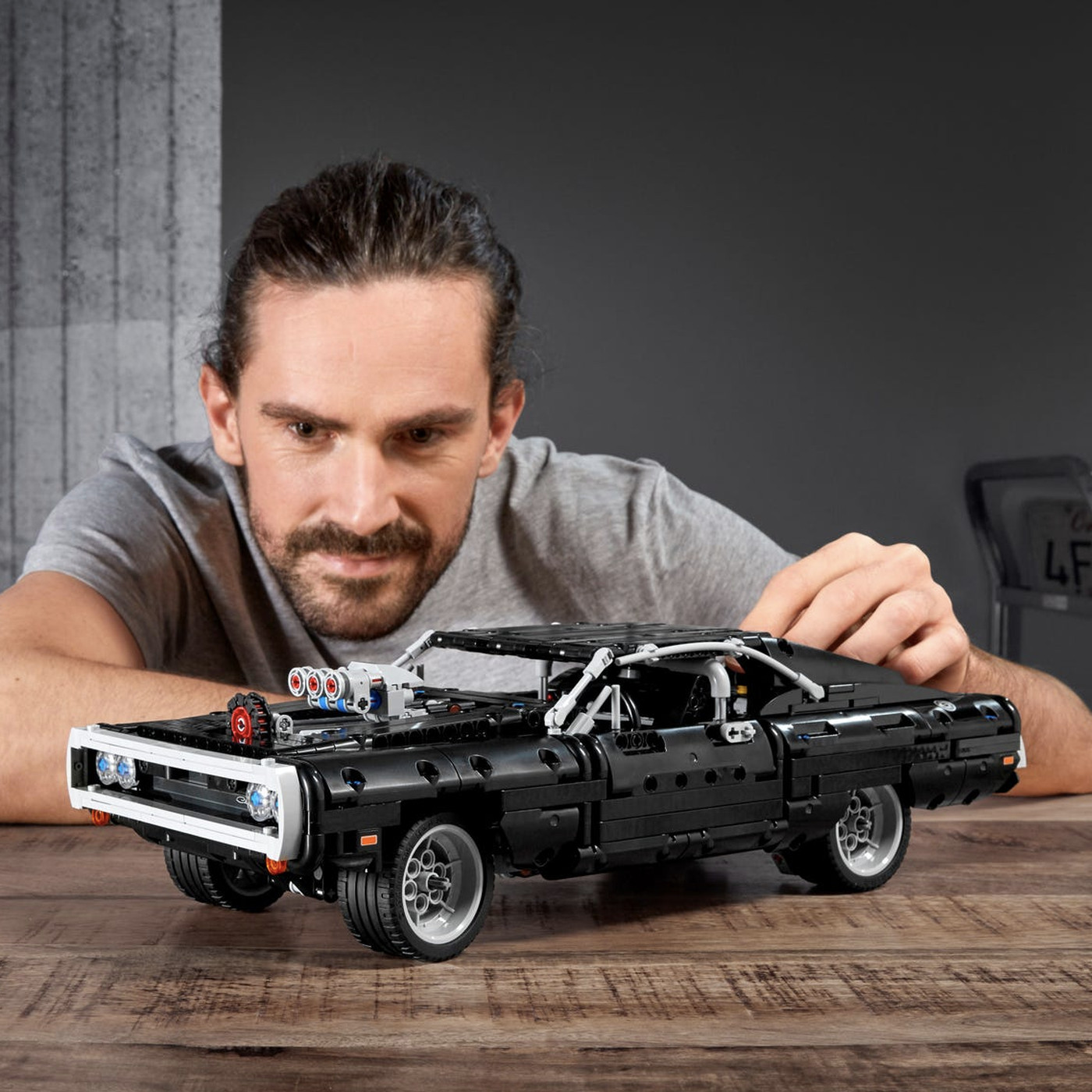 Dominic Toretto S 1970 Dodge Charger From The Fast And Furious Is Now A Lego Kit The Verge