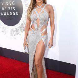 Jennifer Lopez is in fact a vampire.