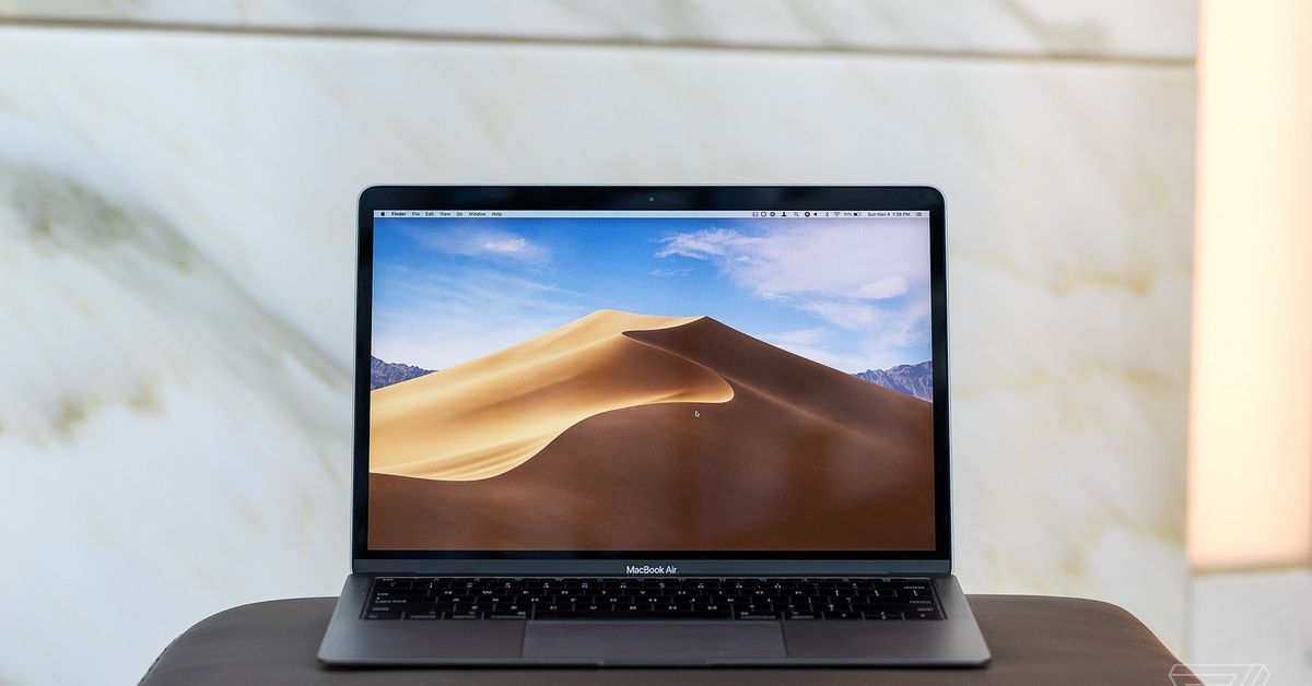 Apple MacBook Air 2018 review: Retina Display and new