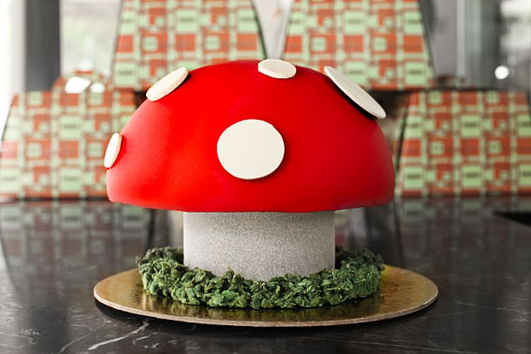 Dr Evil's Magic Mushroom