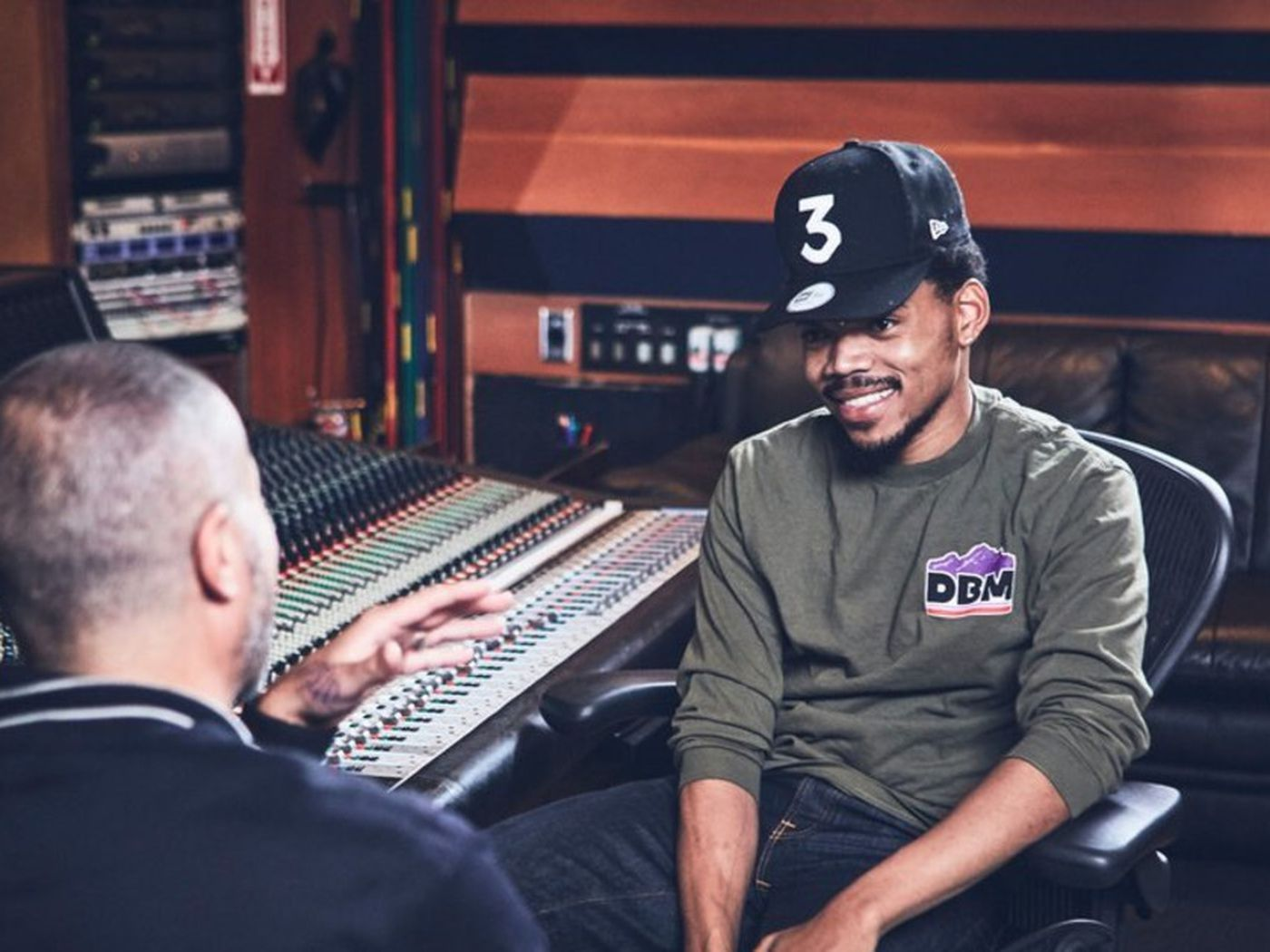 Chance The Rapper Talks Chicago Talent Inspires An Actual Coloring Book Revolt