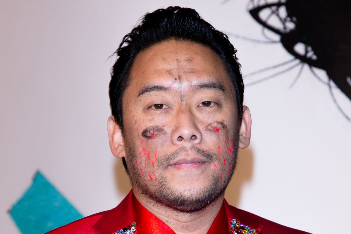 alice + olivia By Stacey Bendet And David Choe Celebrate A Night Of Fashion And Art