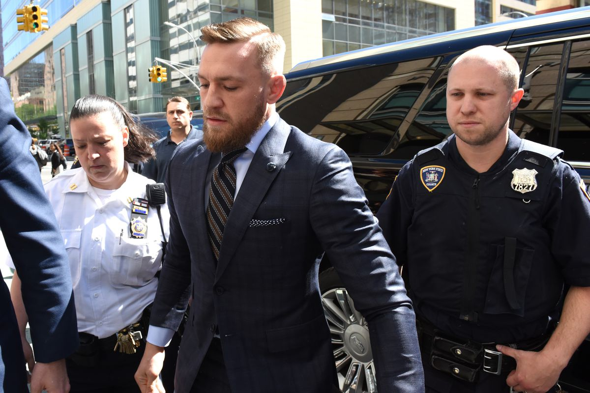 Conor McGregor charged with assault, faces possible jail time, fine for Dublin pub attack