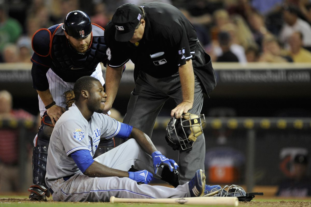 Lorenzo Cain has to stay healthy...and, you know, hit.
