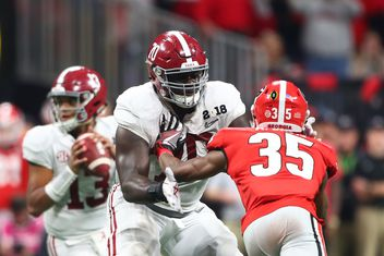 f632e3449 2019 Alabama Crimson Tide Spring Football  Changing Faces of the Offensive  Line