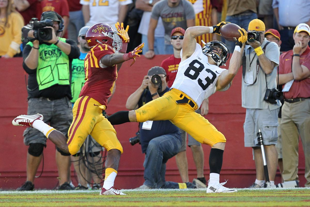On Saturday Iowa has to travel up to Madison to take on the Badgers