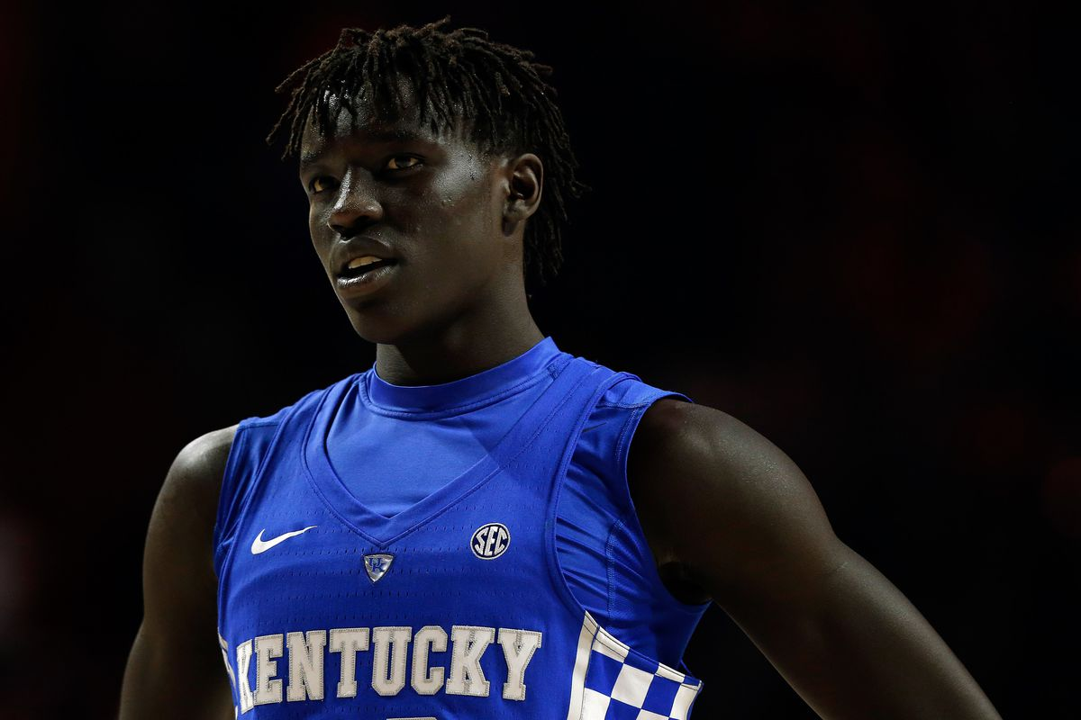 Kentucky Basketball Roster Review: Wenyen Gabriel looks to ...