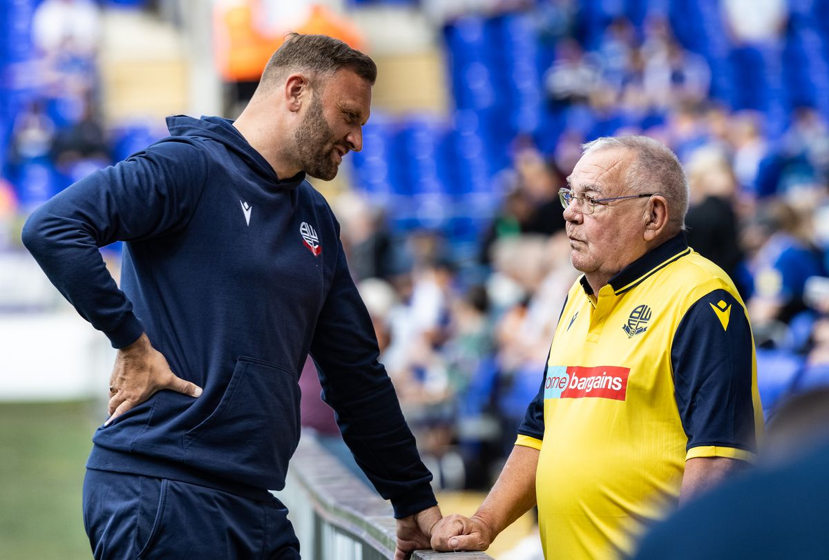 Ipswich Town v Bolton Wanderers - Sky Bet League One