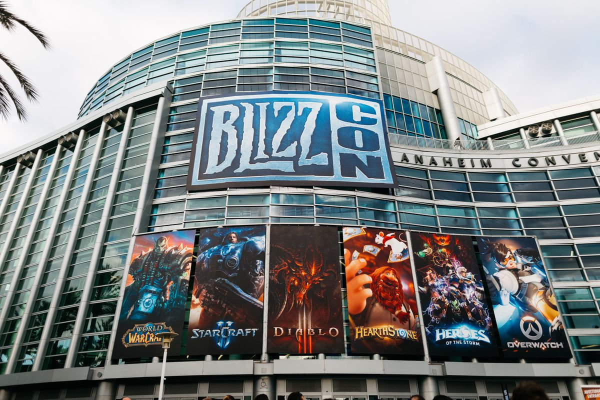 Overwatch World Cup Will Be At Blizzcon on November 2nd-3rd, 2018