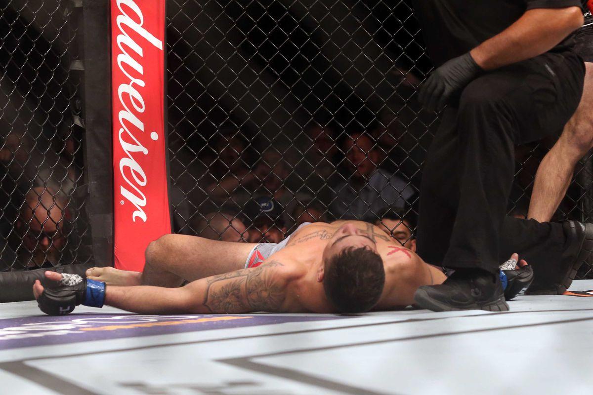 MMA: UFC Fight Night-Norfolk-Brown vs Sanchez
